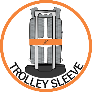Trolley sleeve