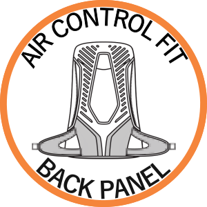 Air Control Fit back panel
