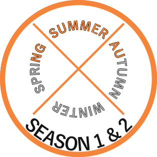Summer sleeping bag - season 1&2