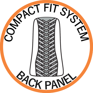Compact Fit System back panel