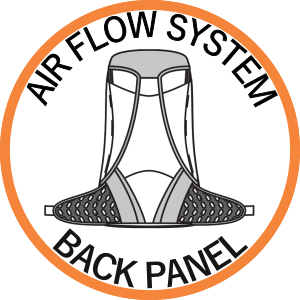 Air Flow System back panel