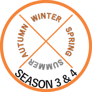 Winter sleeping bag - season 3&4