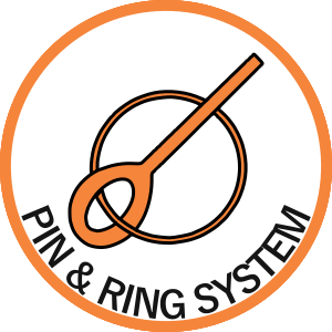 Pin & ring system