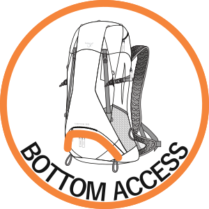 Bottom Access